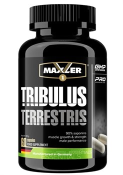Tribulus Terrestris 1200 mg (60 caps) - фото 6350