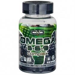 Omega 3-6-9 Complex (90 softgels) - фото 6387