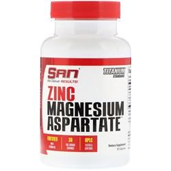 Zinc Mgnesium Aspartate (90 caps) - фото 6396
