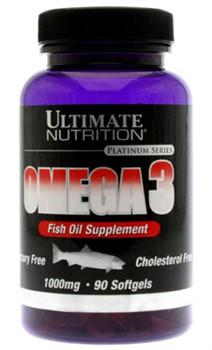 Omega 3 1000 mg (180 softgels) - фото 6400
