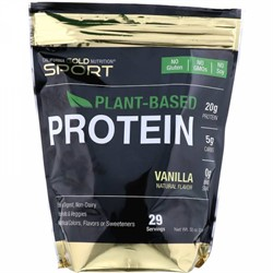 Plant-Based Protein (907 gr) - фото 6409