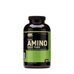 Superior Amino 2222 Tabs (160 tab) - фото 6421