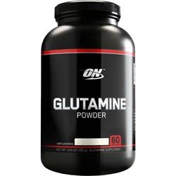 Glutamine Powder Black (300 gr) - фото 6427