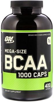 BCAA 1000 caps (400 caps) - фото 6437