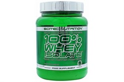 100% Whey Isolate (700 gr) - фото 6448