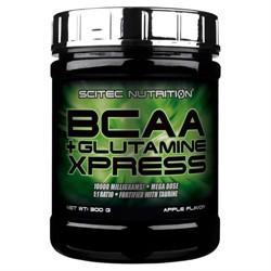 BCAA+Glutamine Xpress (300 gr) - фото 6451