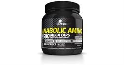 Anabolic Amino 5500 (400 caps) - фото 6460