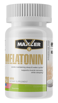 Melatonin Maxler (120 tab) - фото 6474
