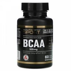 BCAA (60 caps) - фото 6493