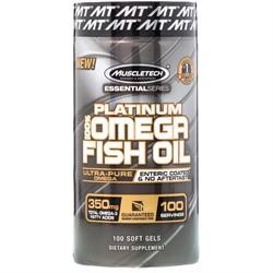 Omega Fish Oil (100 softgel) - фото 6496
