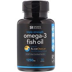 Omega-3 Fish Oil (30 softgel) - фото 6503