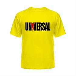 Футболка Universal  - фото 6524