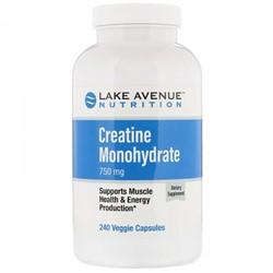 Creatine Monohydrate (240 caps) - фото 6540