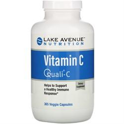 Vitamin C (365 caps) - фото 6541