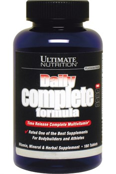 Daily Complete Formula (180 tab) - фото 6552