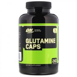 Glutamine Caps 1000 (240 caps) - фото 6563