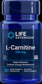 L-Carnitine (30 caps) - фото 6586