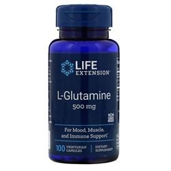 L-Glutamine (100 caps) - фото 6587