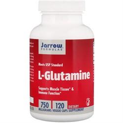 L-Glutamine 750 mg (120 caps) - фото 6588