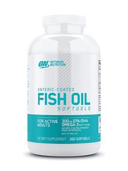 Fish Oil Softgels (200 softgels) - фото 6613