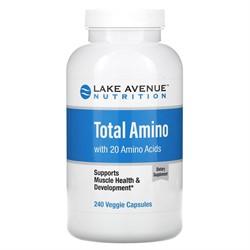 Total Amino (240 caps) - фото 6620