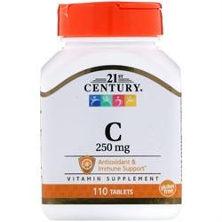С 250 mg (110 tab) - фото 6626
