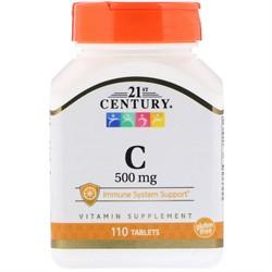 С 500 mg (110 tab) - фото 6627