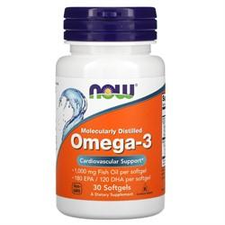 Omega-3 (30 softgel) - фото 6657
