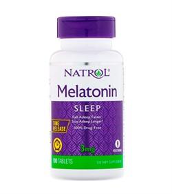 Melatonin (100 tab) - фото 6704
