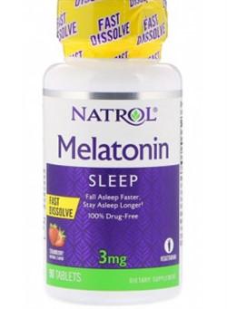 Melatonin (90 tab) - фото 6705