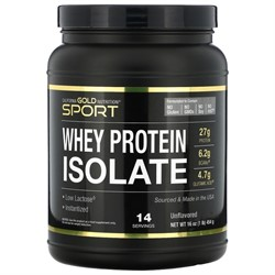 Whey Protein Isolate (454 gr) - фото 6710