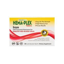 Hema-Plex (30 tab) - фото 6740
