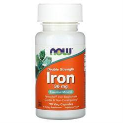 Iron 36 mg (90 caps) - фото 6743