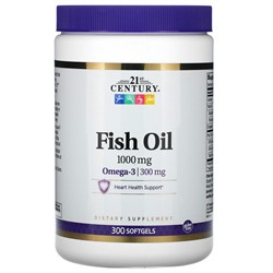 Fish Oil (300 softgels) - фото 6747