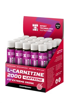 L-Carnitine 2000 (20*25 ml) - фото 6759