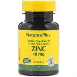 Zinc 10 mg (90 tab) - фото 6768
