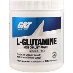 L-Glutamine High Quality Powder (300 gr) - фото 6785