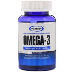 Omega-3 (60 softgels) - фото 6791