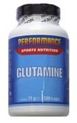 Glutamine Caps (100 caps)