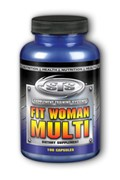 Fit Woman Multi (100 caps)