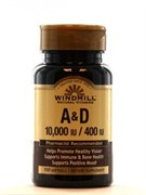 A&D 10000/400 (100 softgel)