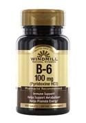 B-6 50 mg (100 tab)