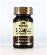 B-Complex With Vitamin C & Iron (100 tab)