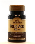 Folic Acid (100 tab)