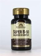 Super B-50 Balanced B Complex (100 tab)