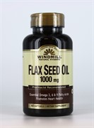Flax Seed Oil (60 softgel)