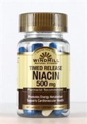 Niacin (60 caps)