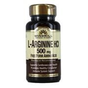 L-Arginine HCI (50 caps)