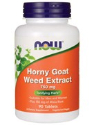 Horny Goat Weed Extract 750 mg (90 tab)