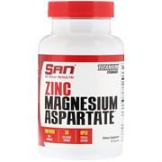 Zinc Mgnesium Aspartate (90 caps)
